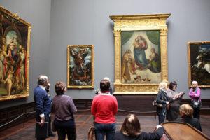 Экскурсии в Дрездене Дрезденская картинная галерея