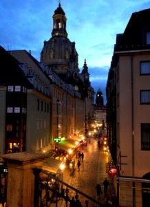 Дрезден экскурсия по городу