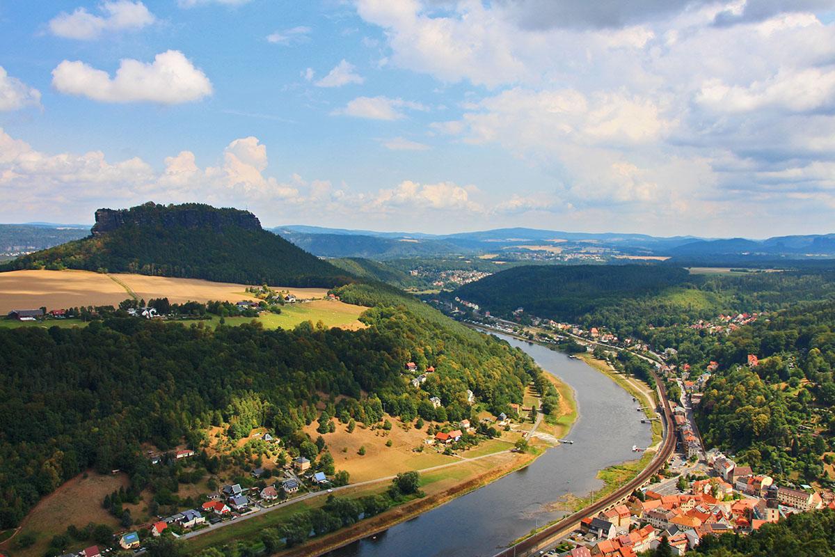 Саксонская Швейцария