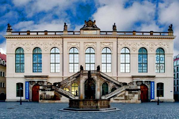 Музей транспорта Дрезден